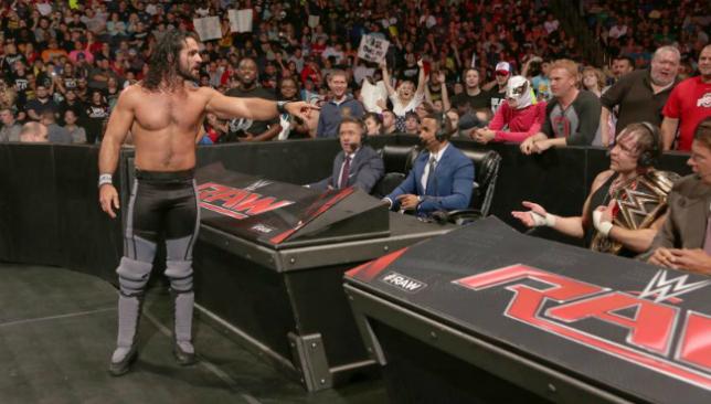 Dean Ambrose And Seth Rollins 2016