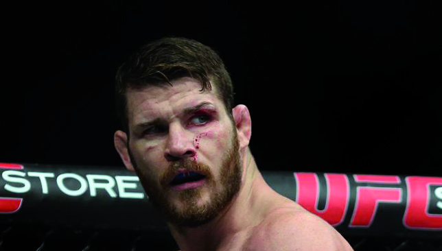 Michael Bisping will take on Dan Henderson at UFC 204 in Manchester