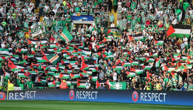 Celtic Soccer Fans Raise Enough to Pay UEFA Fine in Hours