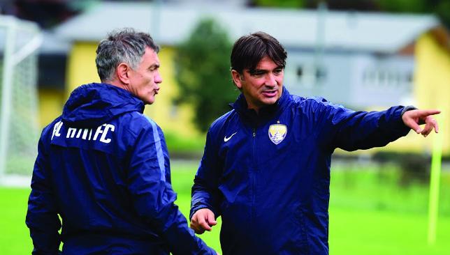 Zlatko Dalic confident Al Ain remain on course for success ...