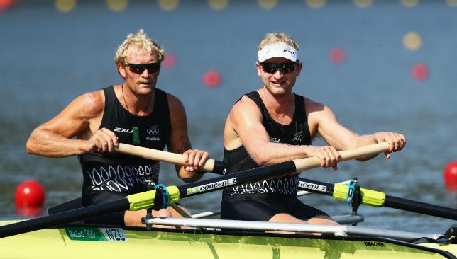 Eric Murray: Rio 2016 Diary: New Zealand Rowers Eric Murray And Hamish