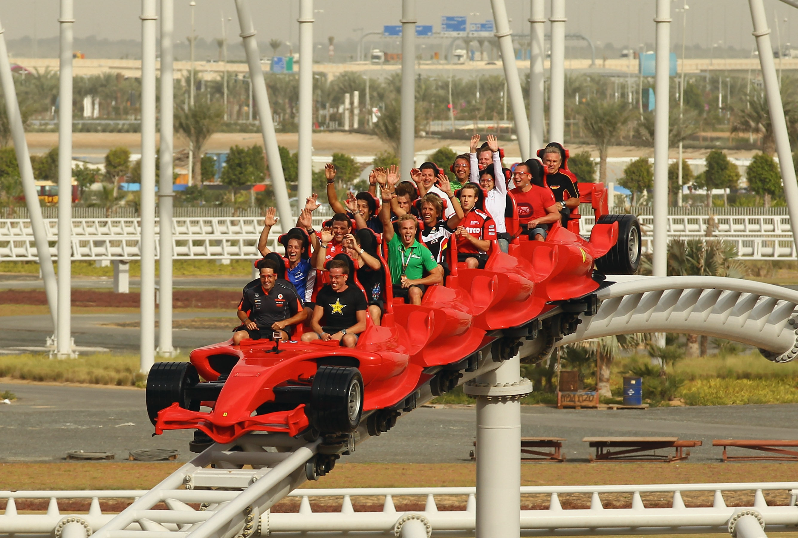 Going Out: Ferrari World Abu Dhabi promises red letter day for all