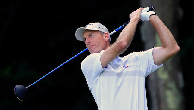 Lowest PGA Tour scorer: Jim Furyk.