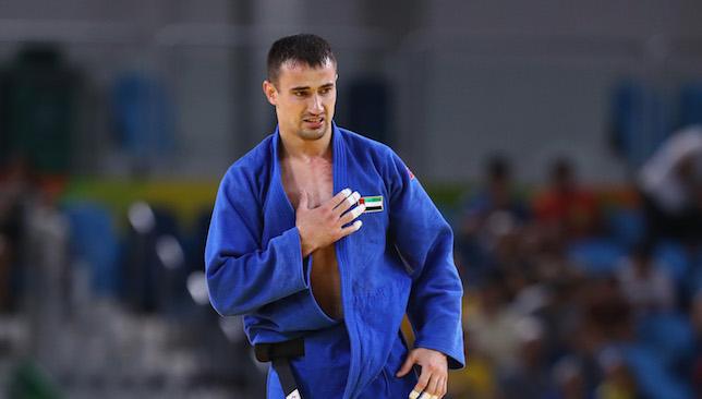 UAE medalist: Sergiu Toma.