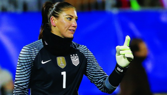 Hope Solo won't play for Seattle Reign for remainder of NWSL season