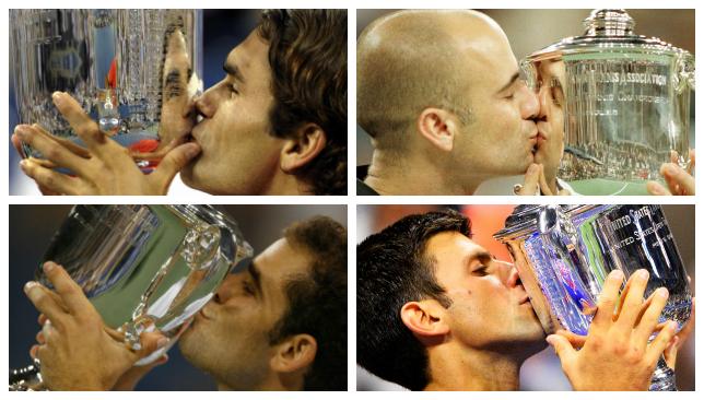 US Open: Illustrious winners.