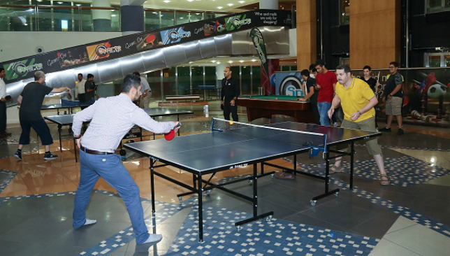Going Out: Abu Dhabi's Al Wahda Mall is serving up fun in the Sports