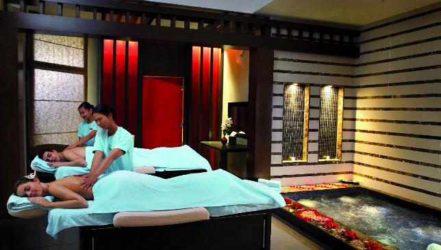 Zen the spa serenity suite - Fujairah Rotana