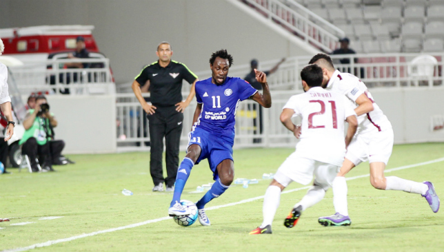One foot in the semis: Al Nasr on historic ACL run