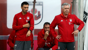 Carlo Ancelotti hired his son at Bayern.