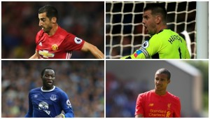 Big weekends: Mkhitaryan, Heaton, Matip and Lukaku.