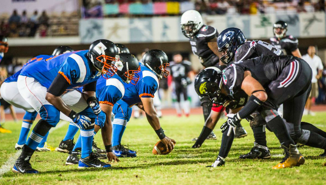 EAFL Falcons without three key offensive players for match