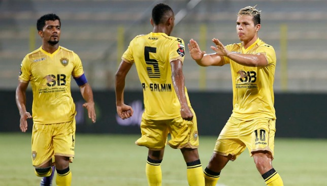 Al Wasl enjoyed a turn around in fortunes in Dubai.