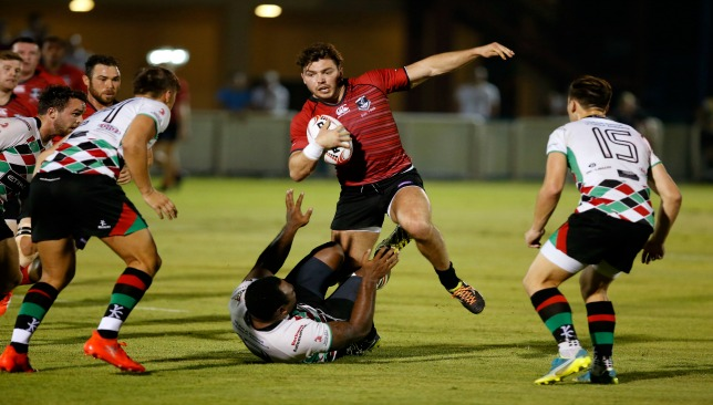 Dubai Exiles and Abu Dhabi Harlequins play out thrilling