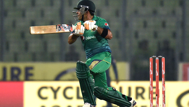 Pakistan recalls Umar Akmal for T20 series against West Indies