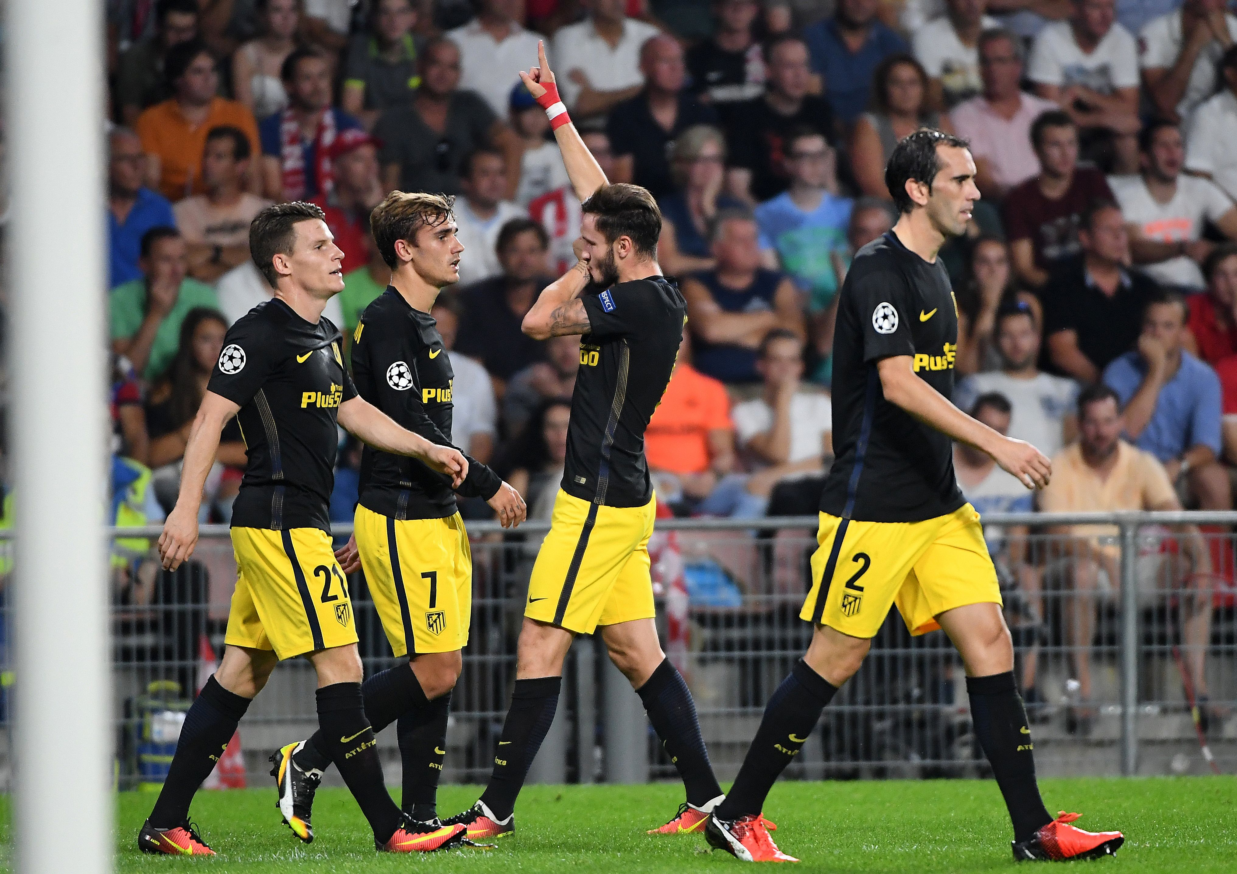 Champions League Gallery: GALLERY: Champions League Round-up: Barcelona Blow Celtic