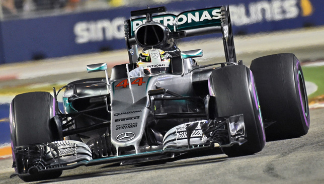 F1 Singapore GP: Wolff relieved Hamilton 'Plan B' didn't cost Rosberg win