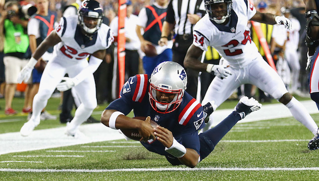 Jets' Marshall turned off 'disgusting' Texans-Pats game
