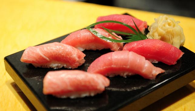 FISH - A good source of vitamin D.