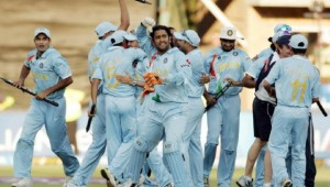 The World T20 in 2007 marked the start of MS Dhoni's reign as Indian captain