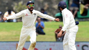 Team India romped home to a historic win under Kohli's leadership