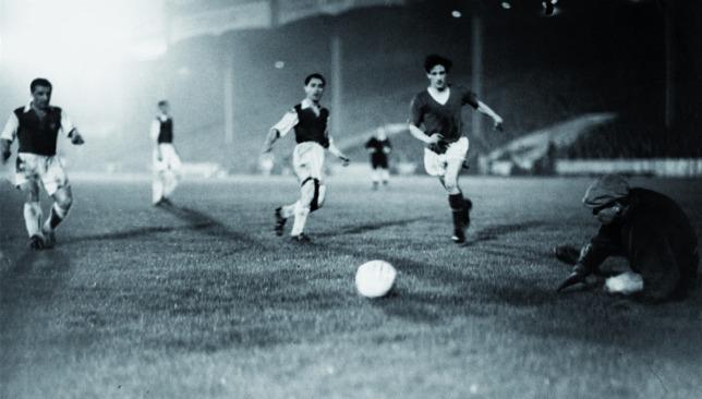 Manchester United showed their European pedigree.
