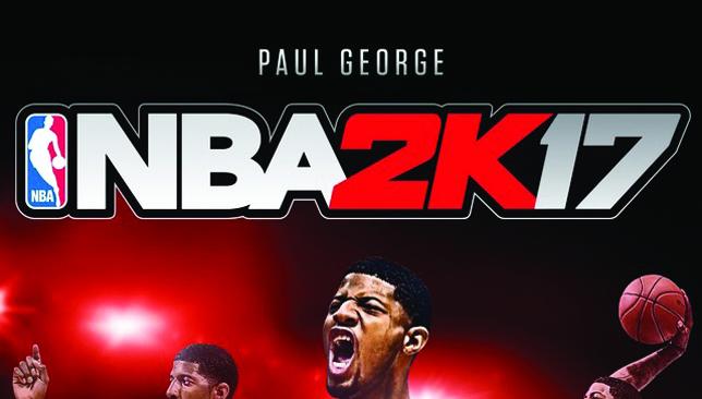NBA2K17.