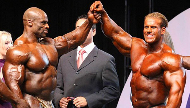 Lightweight Baby! Ronnie Coleman heading to Dubai Muscle ...