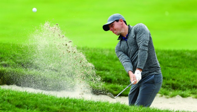 McIlroy showed impressive resilience to recover from a disastrous start in Boston.