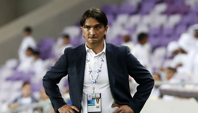 AFC Champions League: Al Ain coach Zlatko Dalic cuts a ...