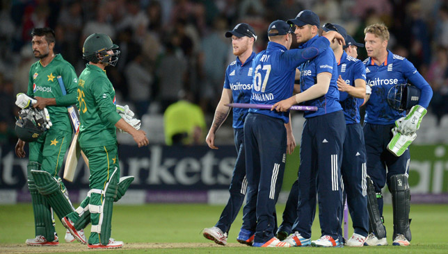 Alex Hales leads record-breaking England to series victory over Pakistan