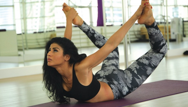 Right to the core: Pole Dancing is an active and challenging workout.