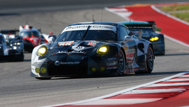 Team Abu Dhabi Proton Racing Finish Fifth In Texas After Car Suffers Number  Of Issues   Article   Sport360