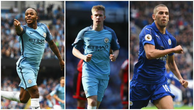 Only Messi above Kevin de Bruyne - Guardiola