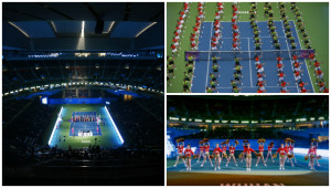Wuhan - Fascinating opening ceremony.