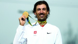 Cancellara marked his 16th and final year in the sport with Olympic gold.