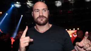 Troubled: Boxing champion Tyson Fury.