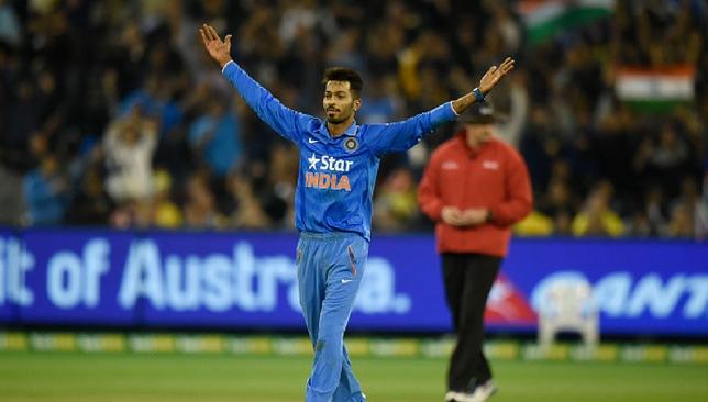 pandya indian cricketer