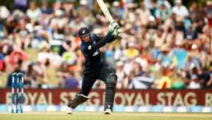 Martin Guptill was named the Man of the Match for his 72