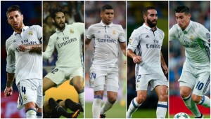 Real Madrid buying young:  Los Blancos follow a transfer policy.