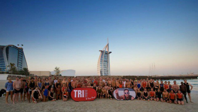 Roy Nasr Memorial Triathlon.