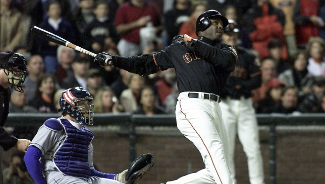 On This Day October 5 2001 Barry Bonds Breaks Mark Mcgwire
