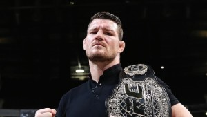 Knockout draw: Michael Bisping.