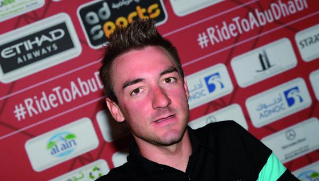 Determined to succeed: Elia Viviani