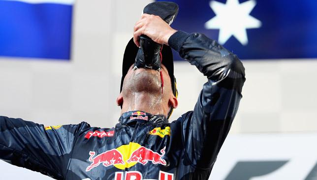 F1 Malaysian GP: Ricciardo: After Monaco, I'll take that!