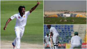 Pakistan placed themselves firmly in control on day three.