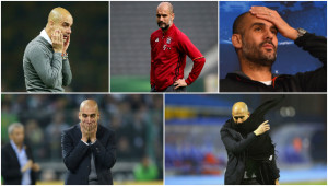Pep's worst defeats