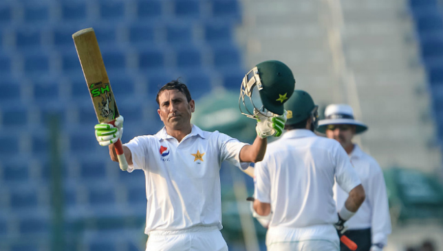 Younis delivers again