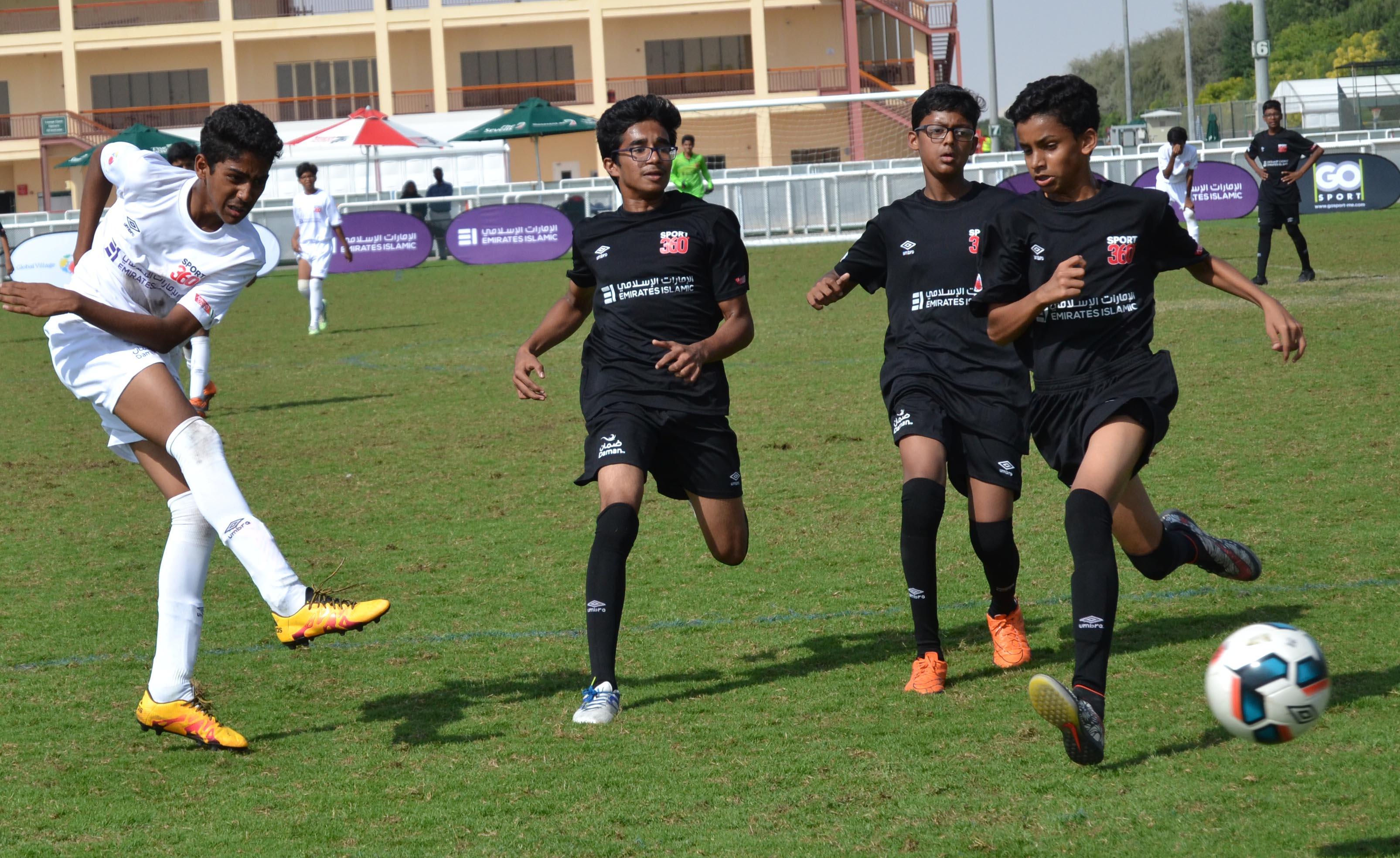 November 26th 2016 national school league cricket sport360