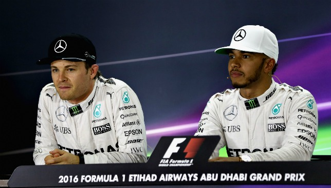 Can Rosberg seal the deal in Abu Dhabi?